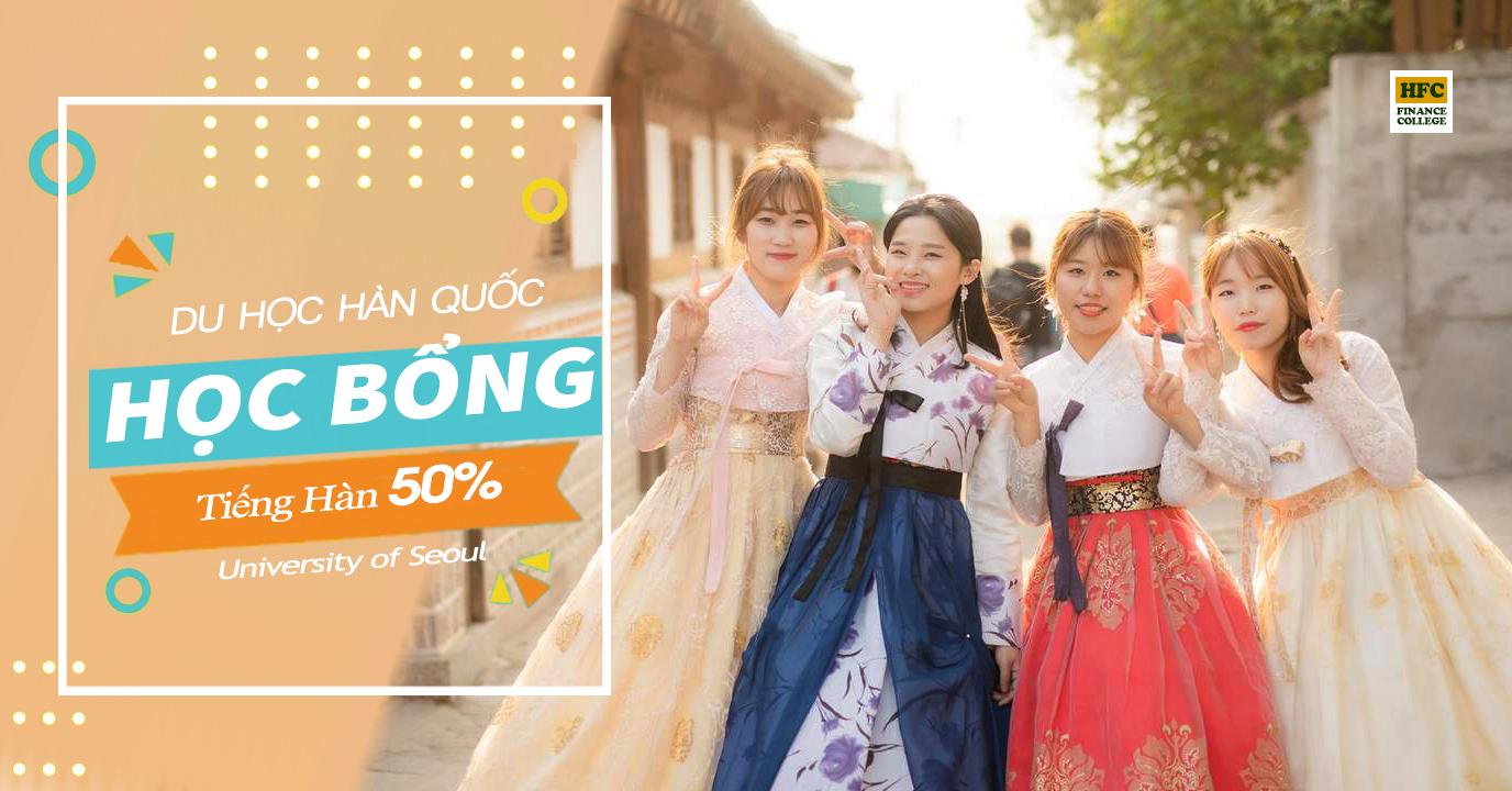 Học bổng du học Hàn Quốc