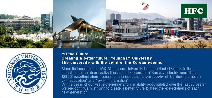 Campus Đại Học Yeungnam - Trường Top 1% Visa Thẳng Hàn Quốc