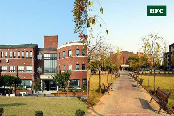 Trường Đại Học Pyeongtaek – Trường visa thẳng và top 1% năm 2019 tại Hàn Quốc