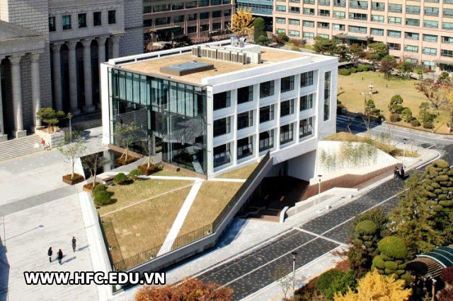 Môi trường học tập tại Hàn Quốc