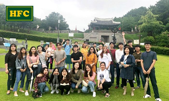 Các hoạt động trải nghiệm văn hoá cho du học sinh tham gia chương trình học tiếng