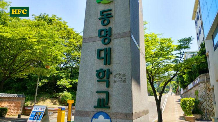 Trường Đại học Tongmyong Hàn Quốc – 동명대학교
