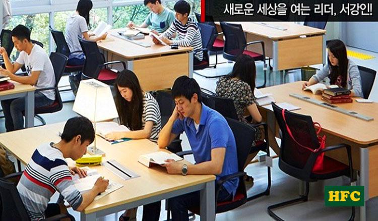 Thư viện Trường Đại học Tongmyong Hàn Quốc – 동명대학교